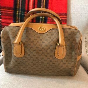 🌷sold🌷Authentic micro GUCCI handbag